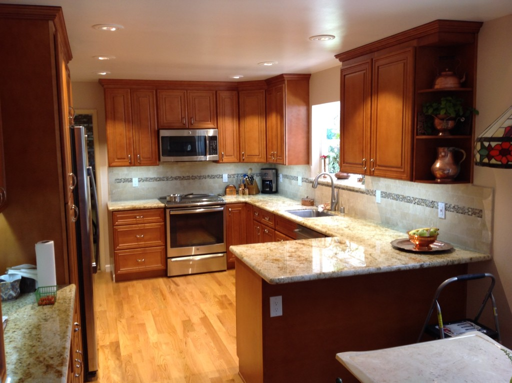 Kitchen Remodel Saratoga Ca Cb Process Corporation